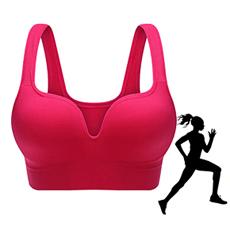 防震跑步健身运动内衣