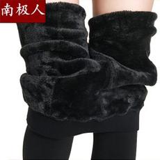 南极人加绒加厚打底裤