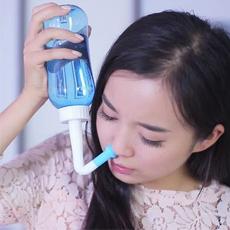 成人儿童手动洗鼻壶