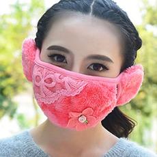 防尘加厚护耳保暖口罩