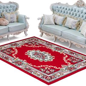 奥兰达尔机织欧式复古地毯