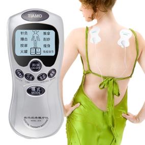 腰部颈椎数码经络理疗仪
