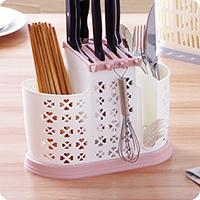 创意厨房筷子笼筷篓 家用餐具沥水筷子筒
