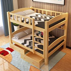 儿童床高低床双层床上下铺