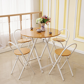 家用折叠桌便携简易吃饭桌子