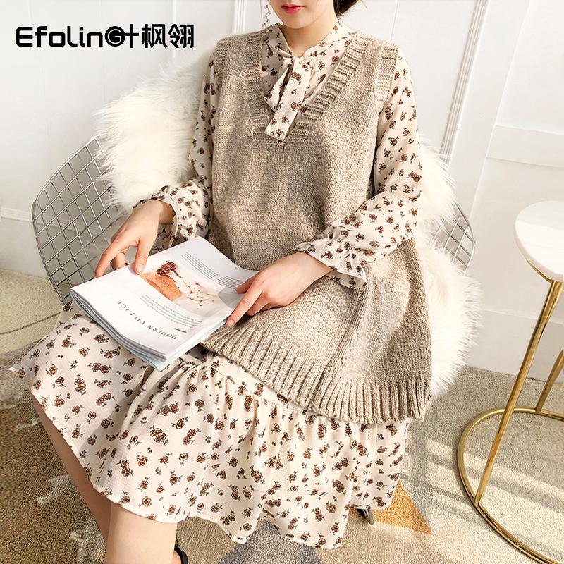 2018春季新款韩版时尚套装裙