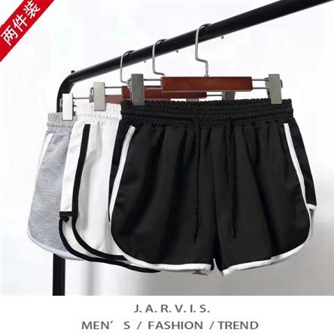 夏季薄款速干运动短裤
