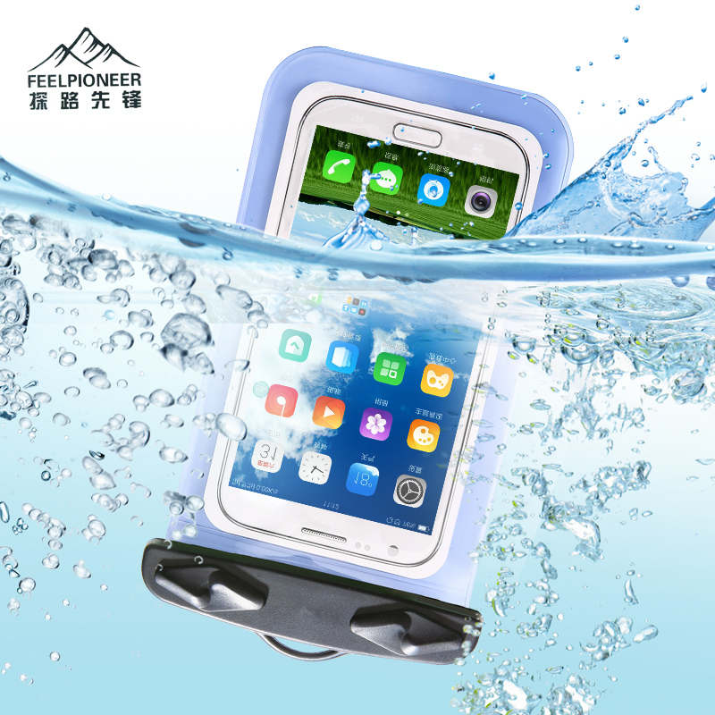 手机防水密封袋海边游潜泳套